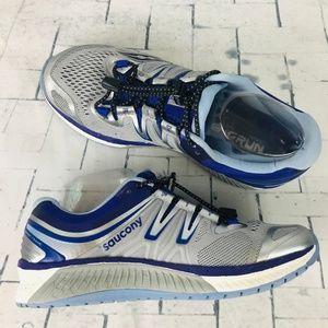 SAUCONY EVERUN HURRICANE ISO Athletic Sneakers